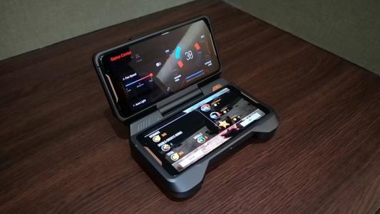 华硕ROG Phone II正式发布 带来120Hz的流畅游戏体验
