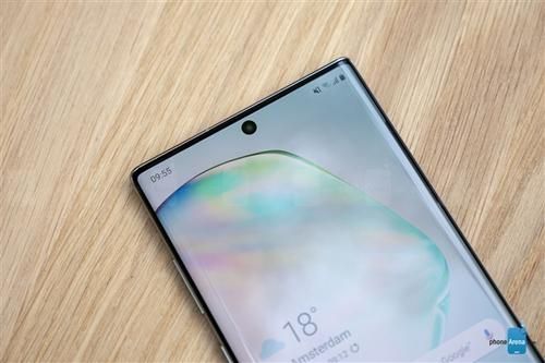 三星Galaxy Note 10与Note 10+ 四边极窄边框的S Pen体验