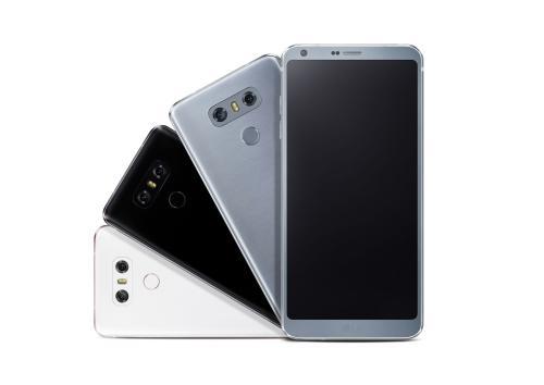 LG G6图片在2月26日发布之前泄漏