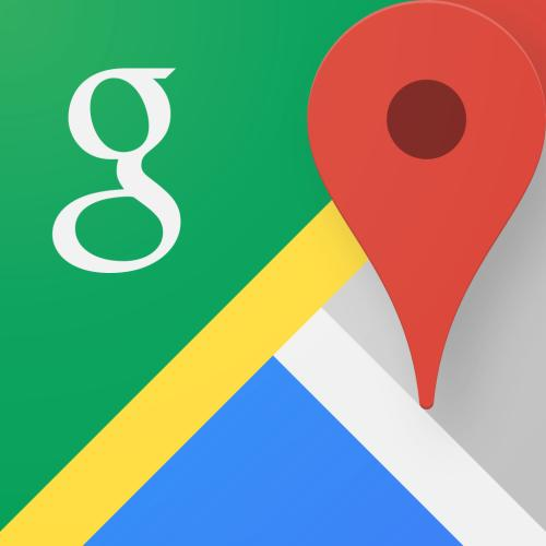 Google Maps重新设计调整颜色方案并更新地图模式