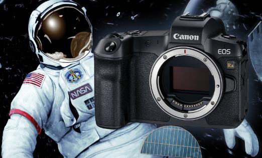 佳能EOS Ra专业天文摄影相机将于12月上市