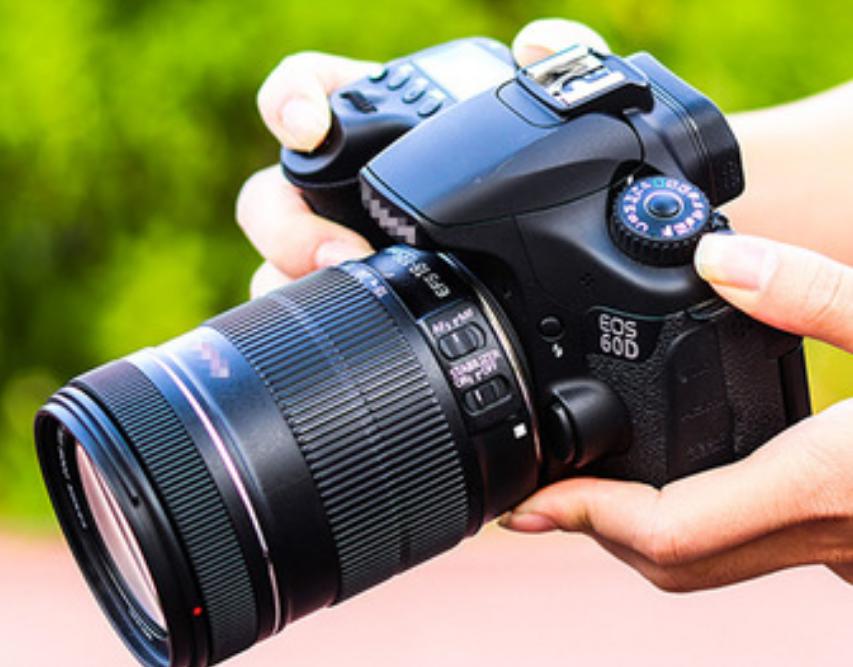 数码单反相机市场正在寻求良好的增长