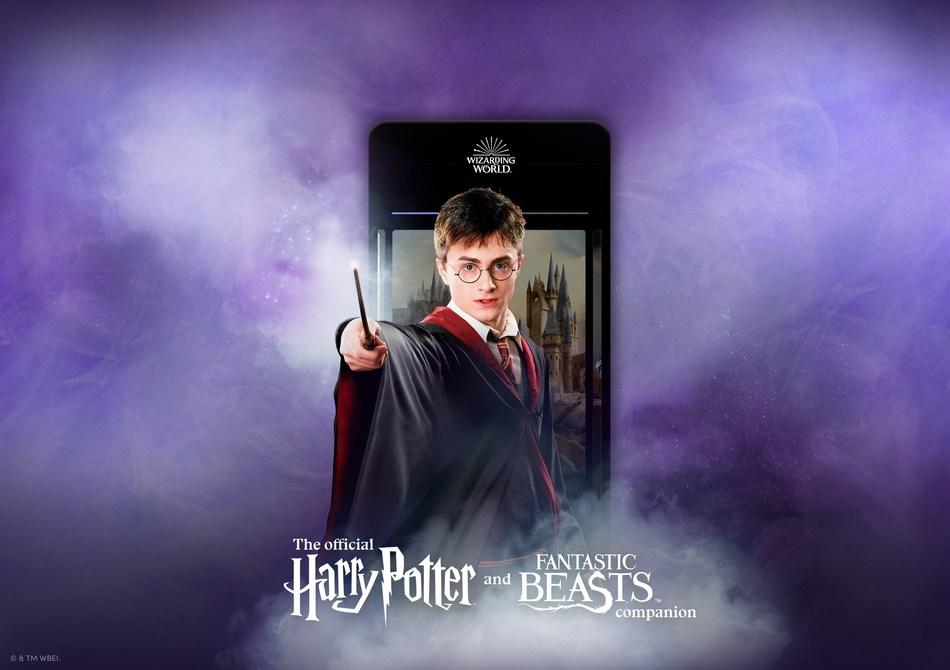 巫师世界数字推出官方哈利波特粉丝俱乐部和新的移动霍格沃茨分拣仪式