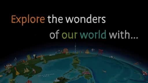 App名人堂赤足世界地图集应用程序又回来了