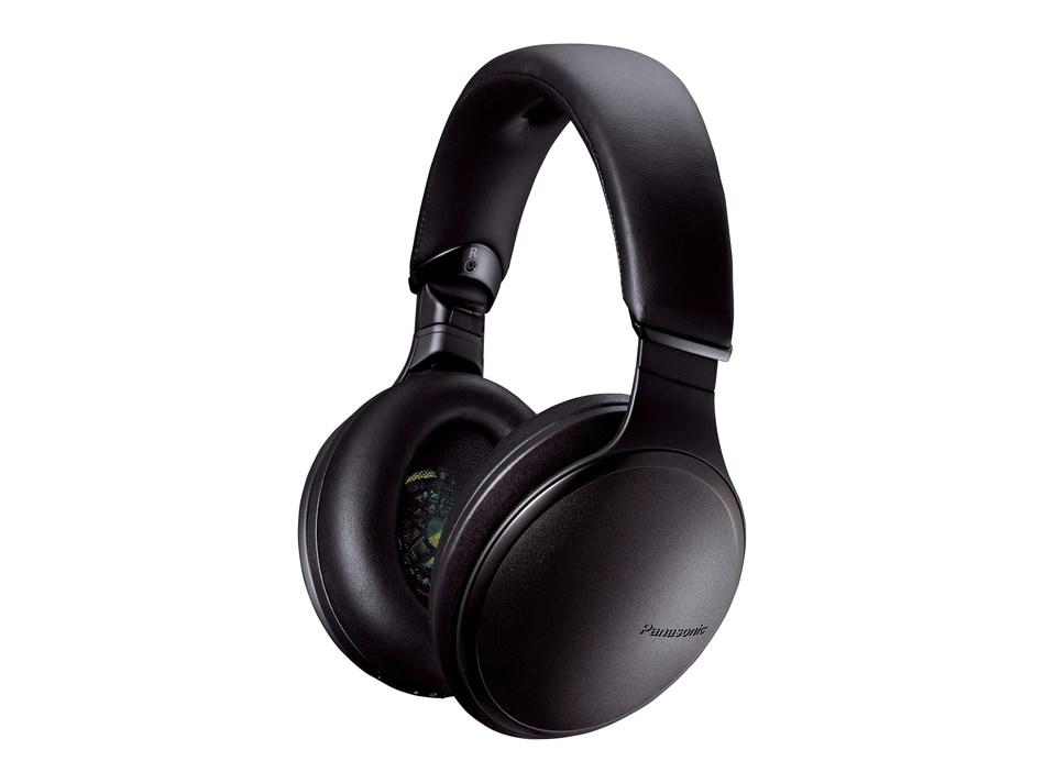 松下欢迎其音频系列推出新型无线降噪耳机RP-HD805N