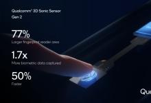 高通公司的新型屏幕指纹读取器更大 更快