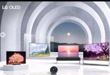 LG的2021 OLED电视进行了适度的升级 但计算机显示器即将面世