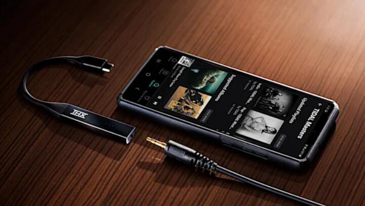 THX的Onyx是一个微型USB-C耳机DAC