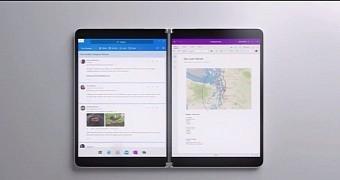 这是微软的Surface Neo 我们可能永远无法获得的双屏设备