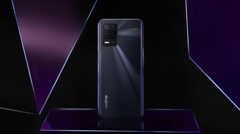 Realme 8 5G预告片全面展现设计