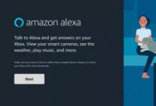 亚马逊为Xbox游戏机推出专用的Alexa应用程序