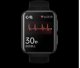 OPPO即将推出Watch2心电图版