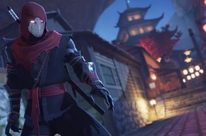 Aragami2隐身武士游戏在PC和Xbox上发布